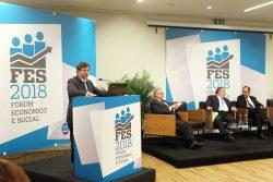 Ponta Delgada:08-06-2018:forum economico e social 2018