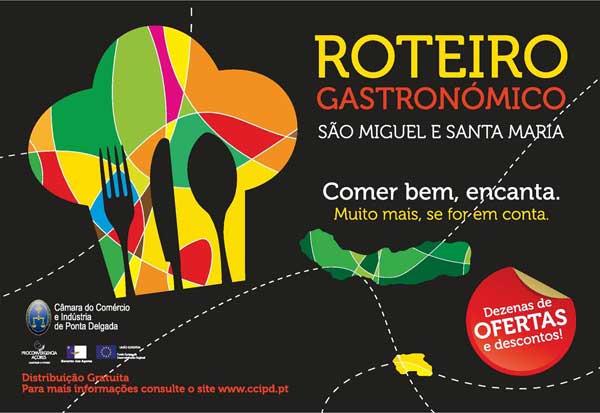 Roteiro Gastronómico